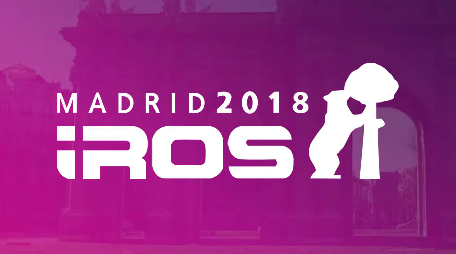 IROS-Madrid-2018-pal-robotics
